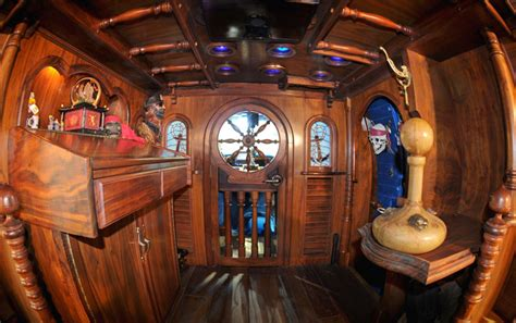 Handmade Interiors - don and becky noone resurrect 1976 ford from 18 year