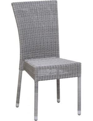 galet de chaise chaise isabelle de jardin en r 233 sine coloris galet