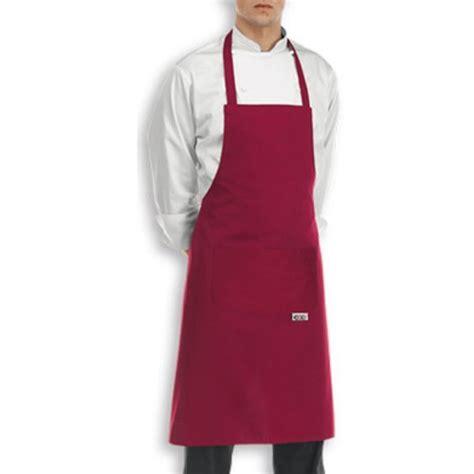 tabliers de cuisine tablier de cuisine 224 bavette couleur ou 224 motifs