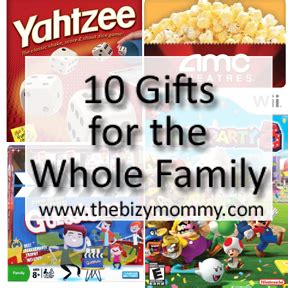 family gifts for ten gift ideas for the whole family atlantas frugal