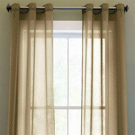 Drapery Sheer 19 charming sheer curtain privacy designs