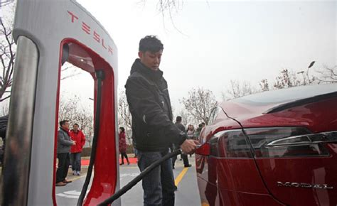 Tesla China Factory Tesla Considering Partners For New Factory In China