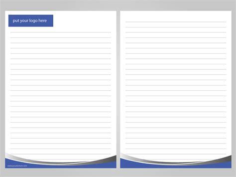 design notes elegant modern graphic design for pixartprinting