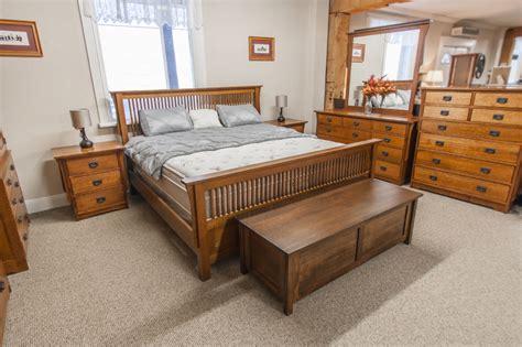 mission  cut oak  piece bedroom suite lloyds