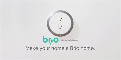 brio outlet brio safer smarter electrical outlets and home protection