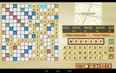 d words scrabble word breaker scrabble applications android sur