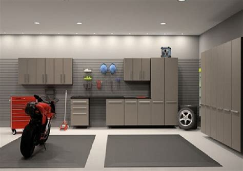 garage lighting ideas to make your garage more