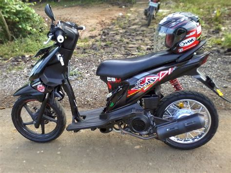 modifikasi motor matic kumpulan foto modifikasi motor matic terbaru 2018 zofay