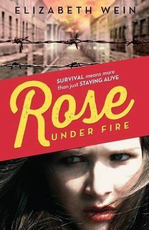 themes in rose under fire rose under fire by elizabeth wein