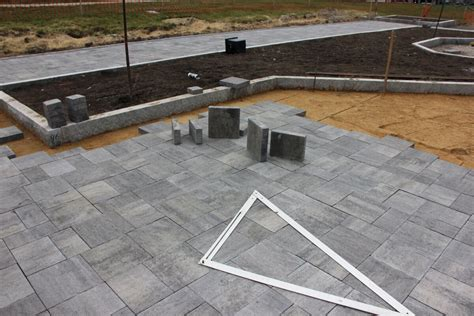 Patio Pavers Nh Griffin Park Patio Construction Windham Nh Groundhog