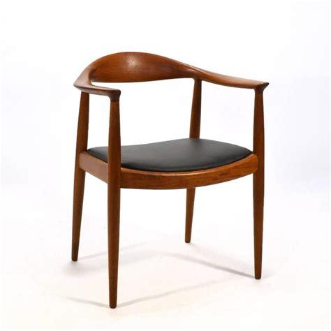 hans wegner  chairthe chair  johannes hansen  stdibs