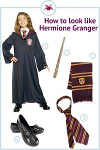 how to dress like hermione granger costume ideas