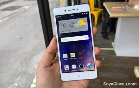 Hp Oppo F1 Malaysia oppo s f1 plus emerges carrying a better screen more ram soyacincau