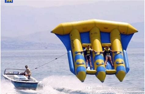 boat towables 2016 inflatable flying fish boat towables toys for water