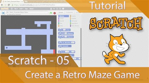 construct 2 game making tutorial scratch tutorial 05 create a retro maze game youtube