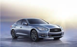 Infiniti Q50x 2014 Infiniti Q50 Sedan Makes World Debut At