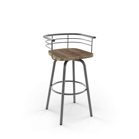 distressed wood swivel bar stools home decor appealing metal counter stools to complete
