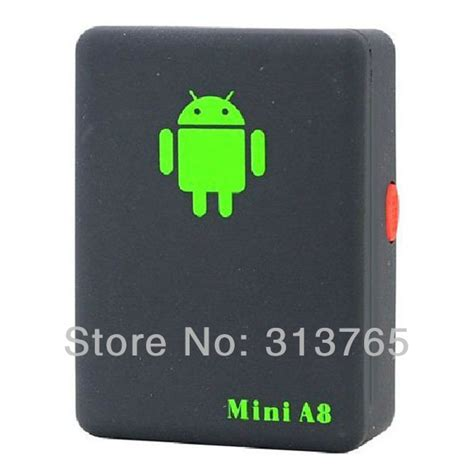 android device tracker mini car auto gps tracker global real time 4 bands gsm gprs security tracking device a8 support