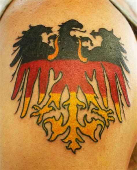 german flag tattoo german symbols and meanings significations of