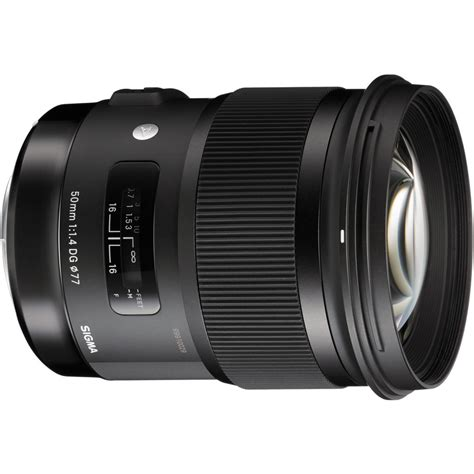 Lensa Sigma 50mm F1 4 For Nikon deal sigma 50mm f1 4 dg nikon lens for 739 lens rumors
