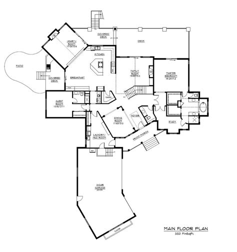 executive bungalow house plans floor plan executive bungalow plans small kevrandoz luxamcc