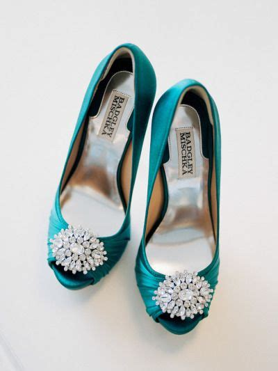 Wedding Shoes Seattle by Best 25 Teal Wedding Shoes Ideas On Turquoise