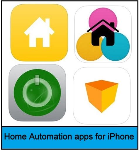 7 best home automation apps for iphone apple