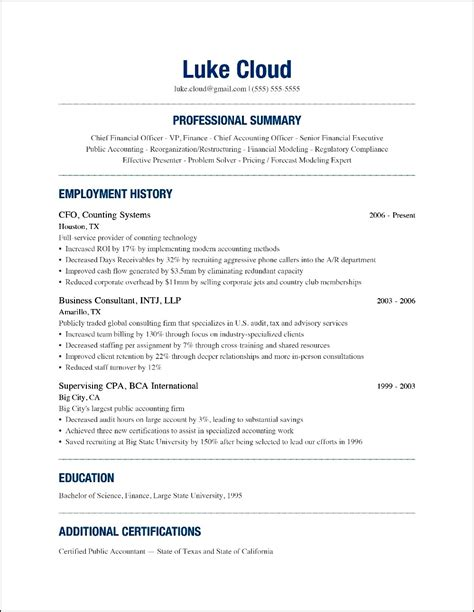 Resume Writing Exles by Write Modern Resume Free Sles Exles Format