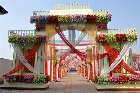 Wedding Gate by Maahi Resort