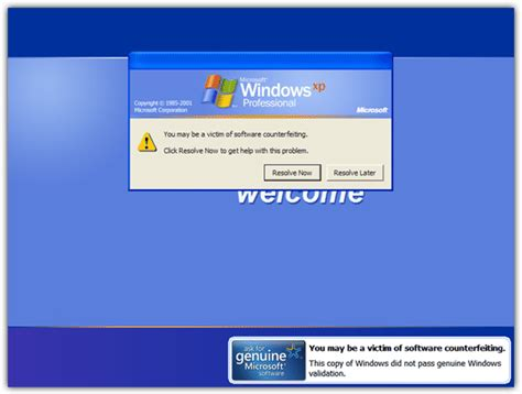 wallpaper for not genuine windows 7 remove windows xp genuine advantage notifications with