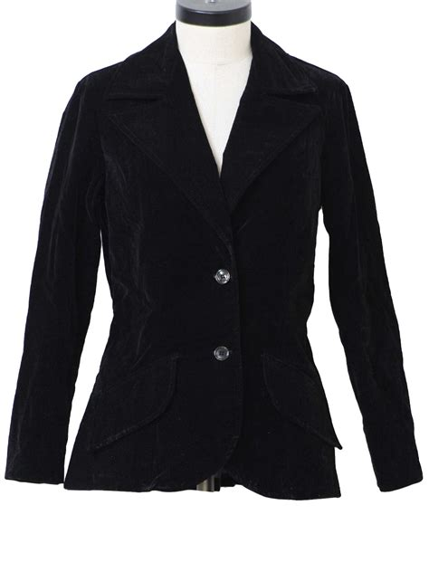 Vest Blazer Black black blazer jacket womens