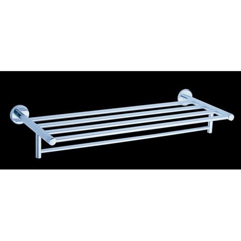 bath towel shelf with towel rail hotellitarbed