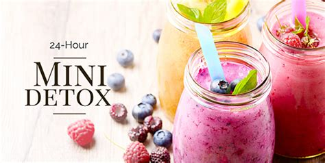 24 Hour Detox by Ideborah Marketing Digital Marketing Portolio