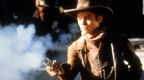 film cowboy leonardo dicaprio leonardo dicaprio finally gets his oscar cnn