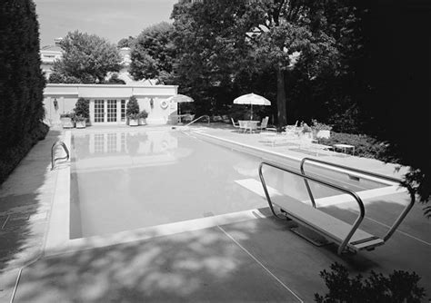 white house pool swimming pool white house museum