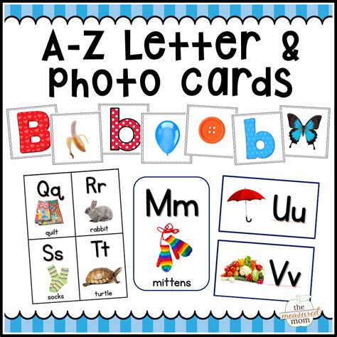 Picture Of A Gift Card - alphabet letters with pictures flashcards docoments ojazlink