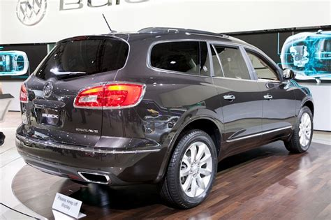 2015 buick enclave review 2015 2016 cars news and reviews
