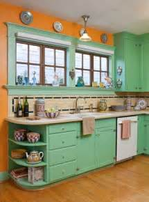 Vintage Kitchens 25 Best Ideas About Retro Kitchens On Pinterest Vintage