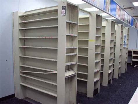 lozier shelving for sale