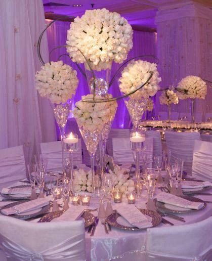 David Tutera Wedding Centerpieces Table And Centerpieces Royal Blue Bling