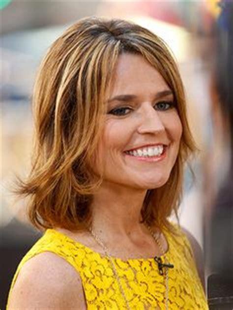 savannah guthrie hairstyle 1000 images about hair beauty on pinterest savannah