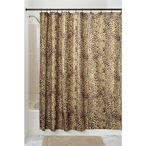 cheetah shower curtain best rated animal print shower curtains curtain it
