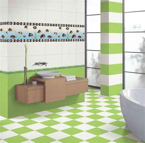 Green Floor Fliesen Badezimmer by салатовая ванная комната особенности дизайна стилей