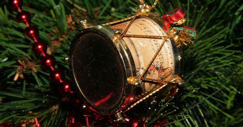 drummer boy lyrics top holiday songs
