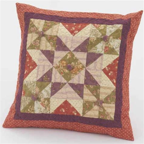 Quilt Pillow Patterns by Free Pattern Country Windmills Pillow