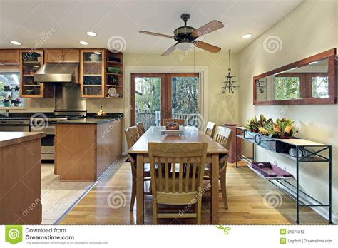 eating area eating area of kitchen stock photography image 21076812
