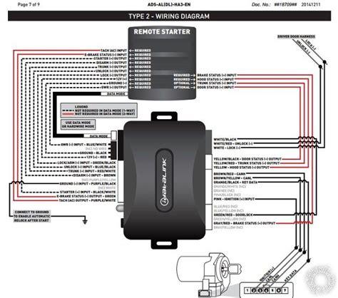 avital 4103lx wiring diagram lx free printable