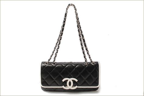 Handbag Classic Import Black black white chanel handbag handbags 2018
