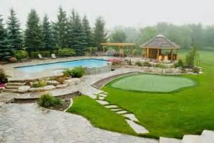 Backyard Landscape Design inspiring backyard landscape designs make your backyard more colorful