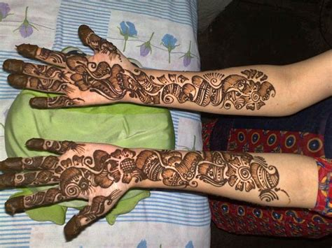 100 beautiful arabic mehndi designs
